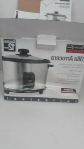 Continental Professional Series 12-Cup Cooker PS75068
