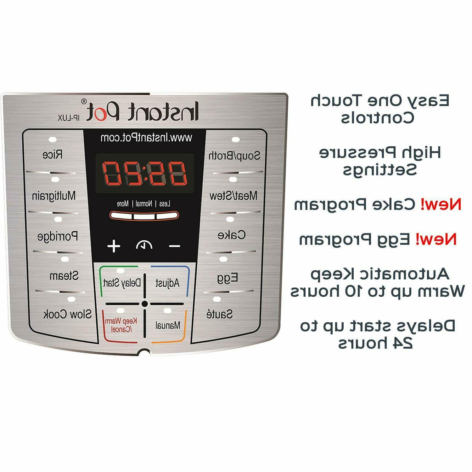 Programmable Pressure Cooker, Cooker, Rice