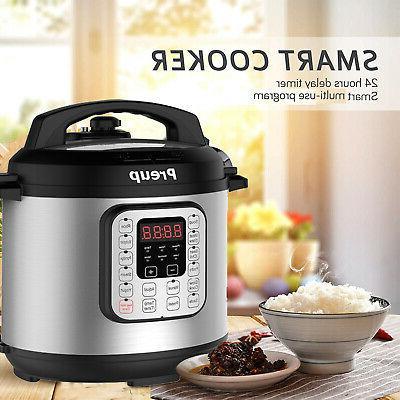 7 in 1 multi function pressure cooker