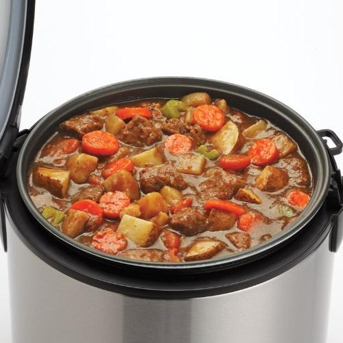 Aroma 8-Cup Digital Rice Cooker Food