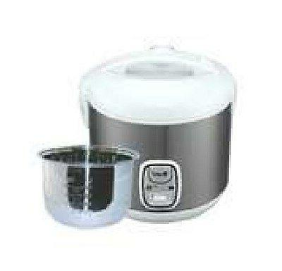 Narita 10 Cup Rice Cooker/Stainless Steel Inner Pot/3D Warme