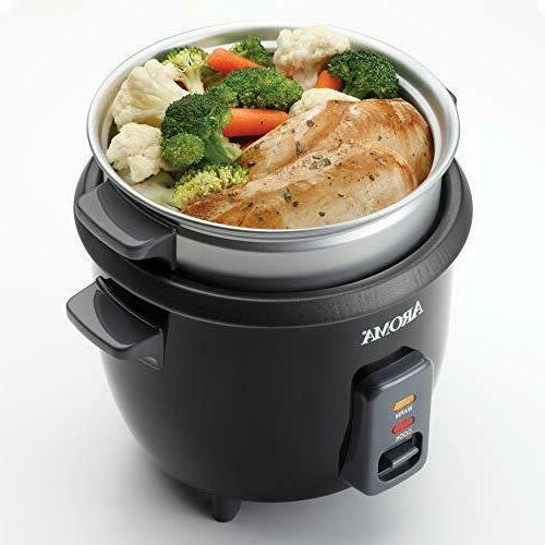 Aroma 3 Cups Steamer, ARC-363-1NGB