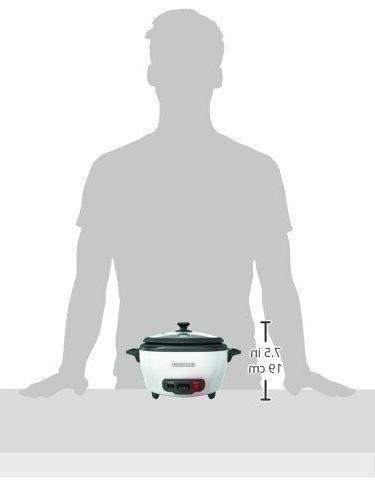 Best Small Rice Cooker Maker Warmer Brown