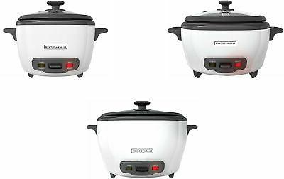 black decker rc500 rice cooker and food