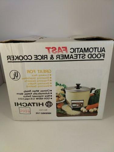Hitachi / Steamer Model RD-4053 - Retro