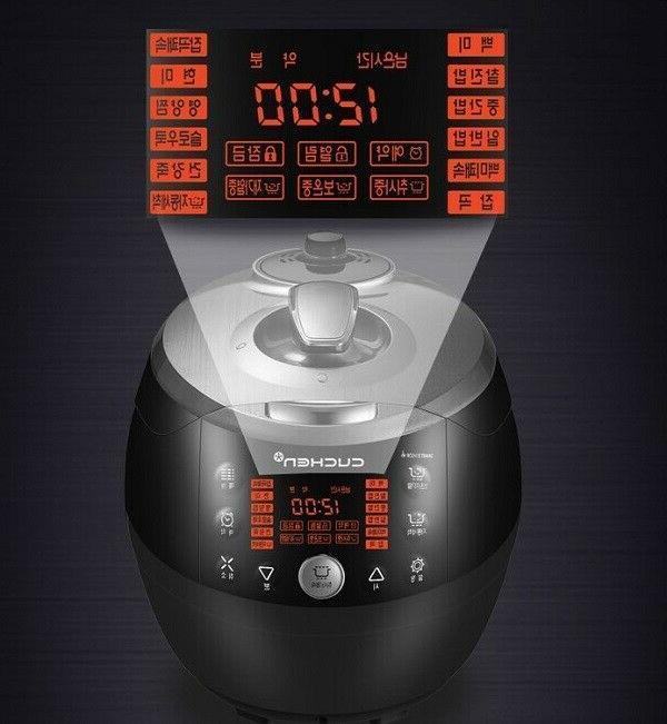 CUCHEN CJS-FC0603F Rice Cooker Home