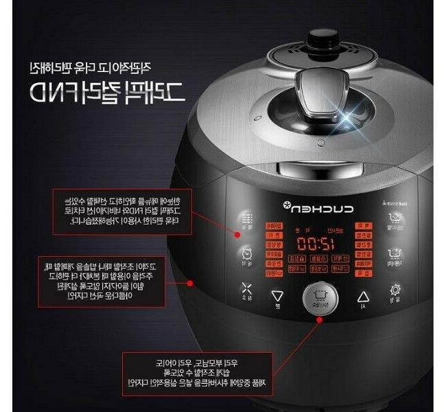 CUCHEN CJS-FC0603F Cooker Devices Home