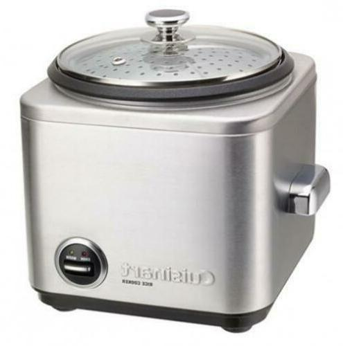 crc 400 4 cup rice cooker new