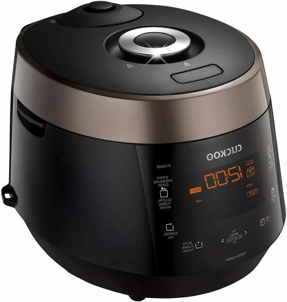electric heating pressure 10 cup rice cooker