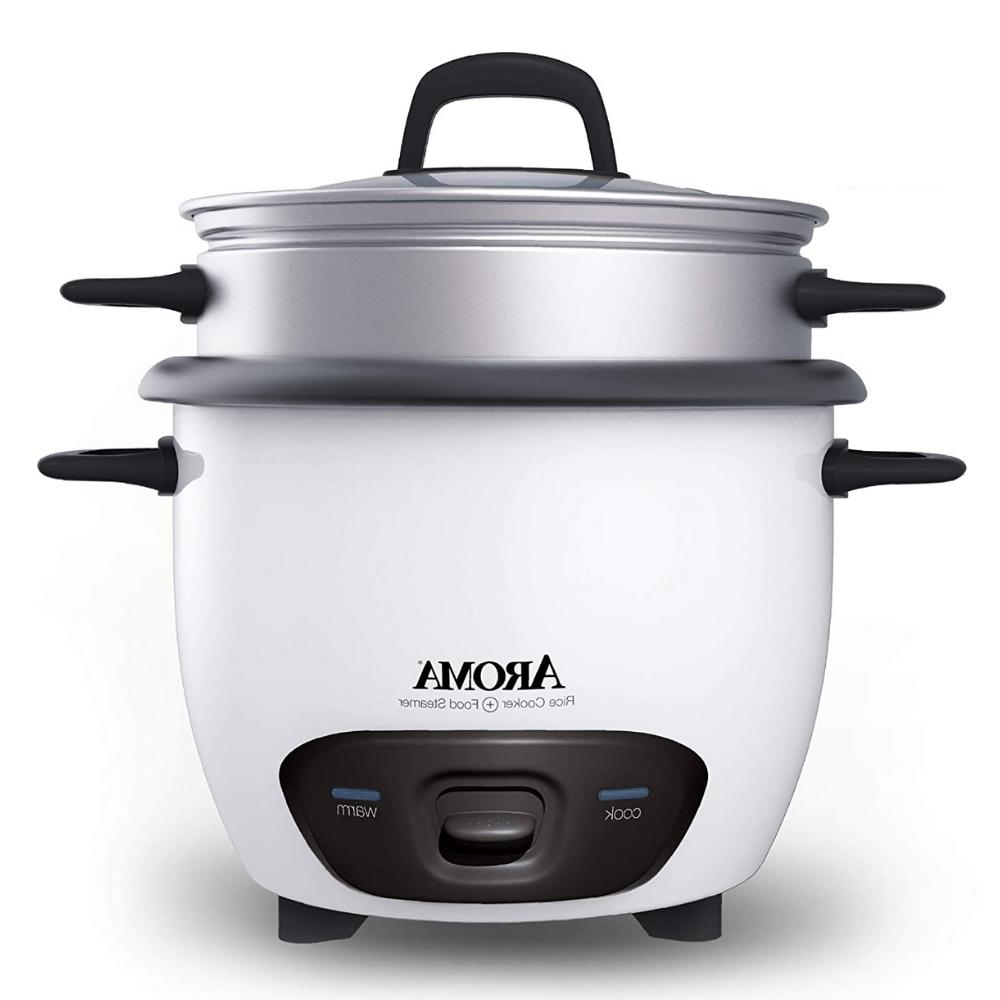 electric rice cooker and food steamer non