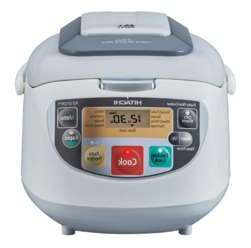 Japanese Multi Cooker 5.5 cups 1L