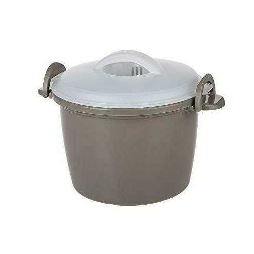 Microwave Lid Pampered Cup Gray