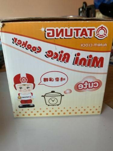 Tatung Rice Alarm Clock-