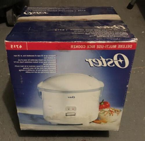 New Oster Delux Multi Use Cooker Model #