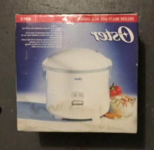 new delux multi use rice cooker model