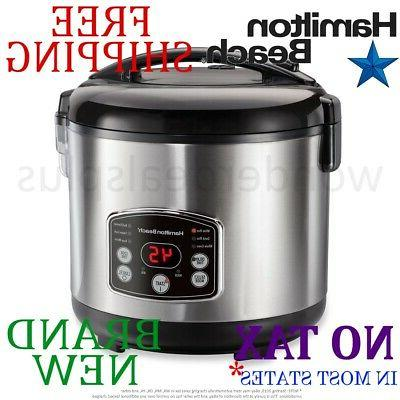 new digital simplicity 20 cup rice cooker