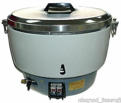 new natural gas commercial rice cooker 50