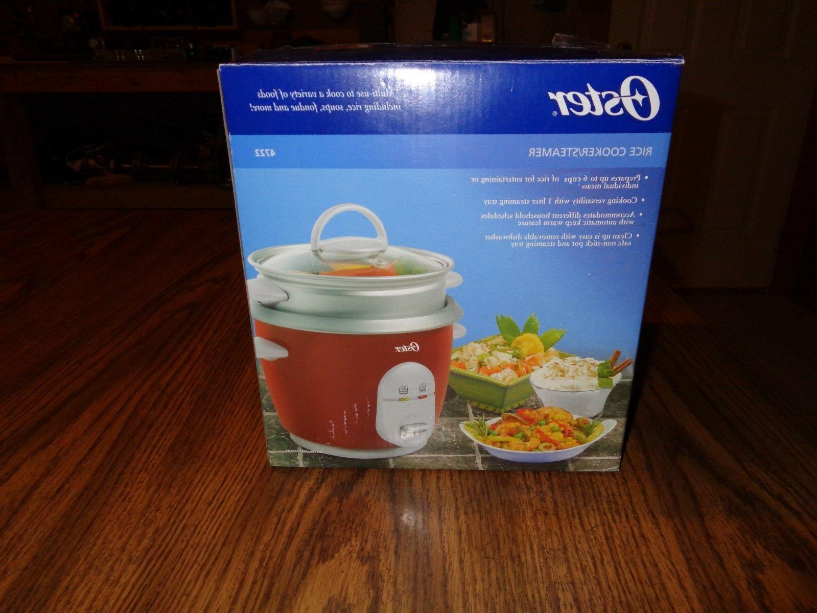 new oster steamer easy tray,pot