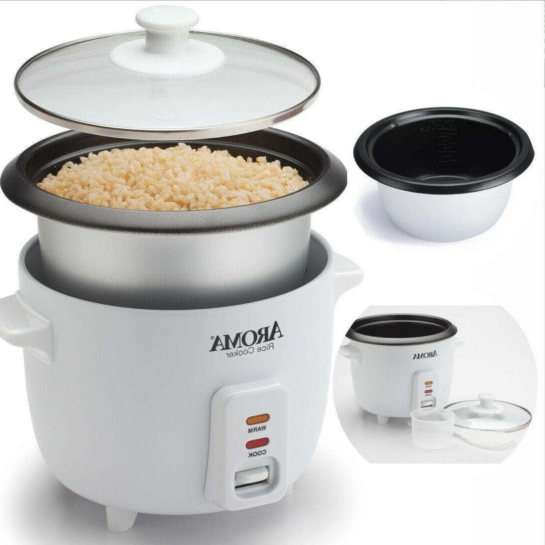 non stick pot style electric rice cooker