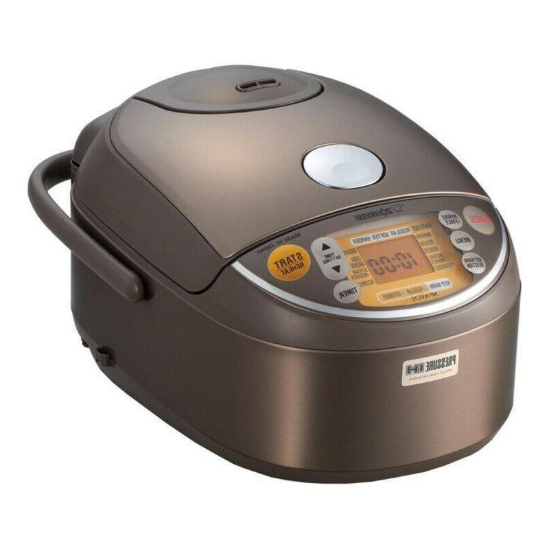 np nvc10xj induction heating rice