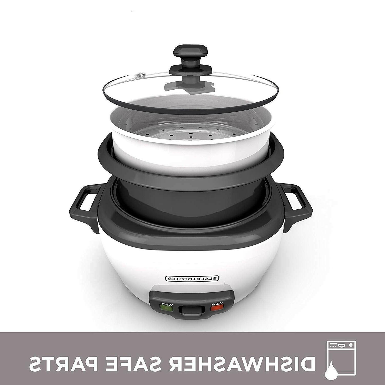 Food Steamer Pot 3 Basket Electric Bowl