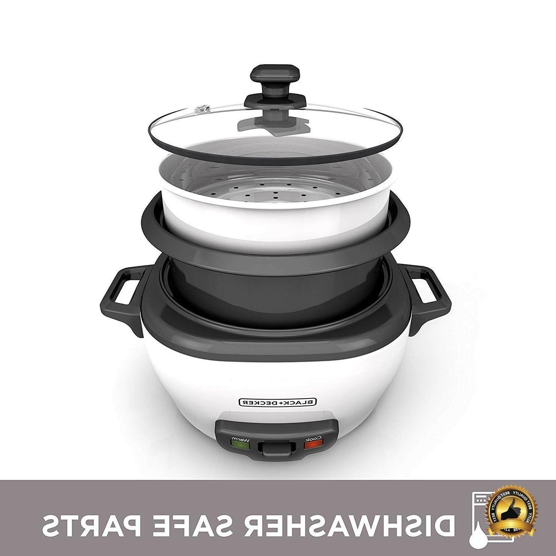 Rice Food Steamer Pot Basket Electric Nonstick Bowl NEW