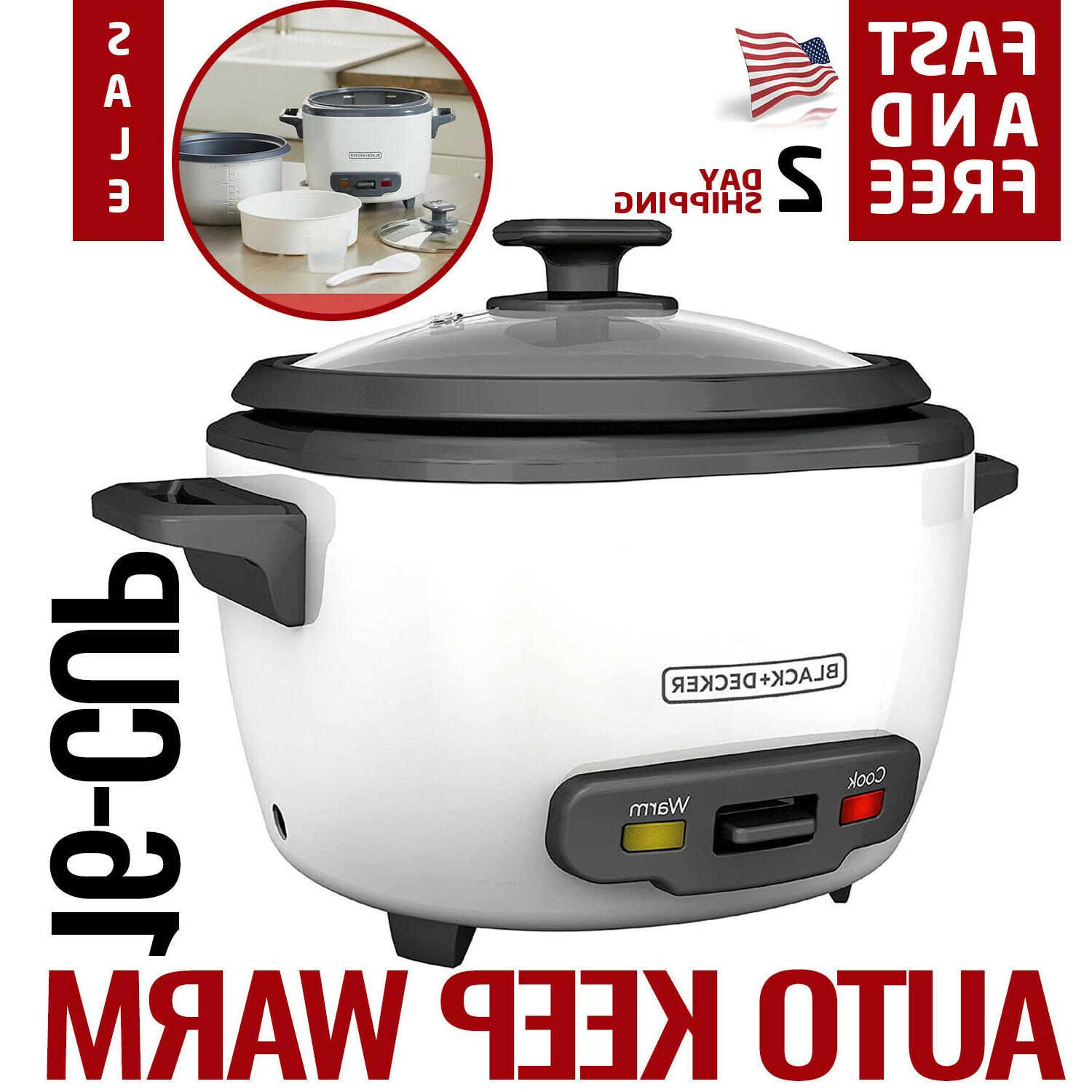 rice cooker electric food steamer 6 cup
