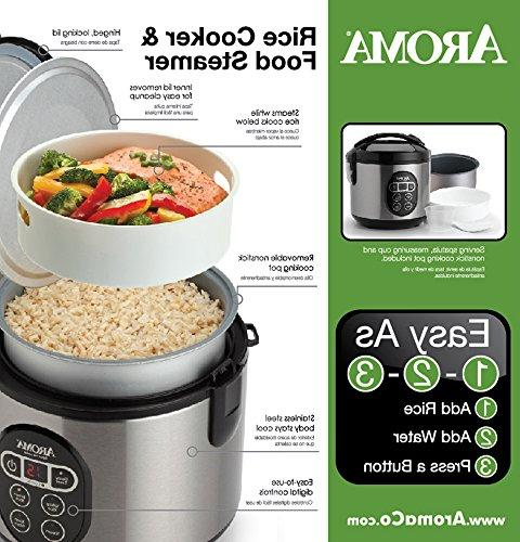 Aroma Cooker and Steamer