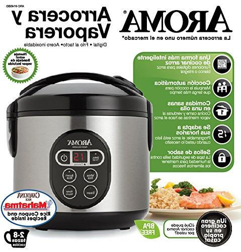 Aroma Digital Cooker and