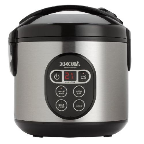 Aroma Cooker and Food Steamer