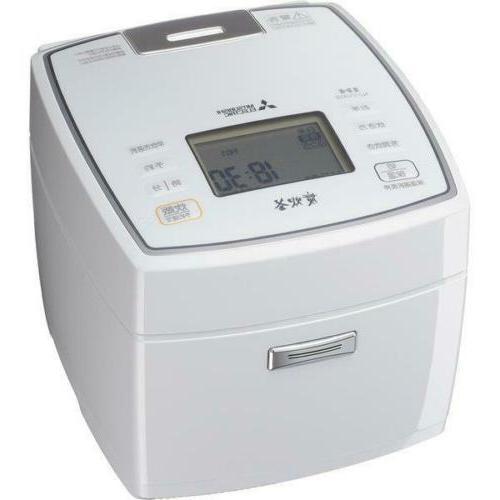 rice cooker nj vva10 w white ac100v
