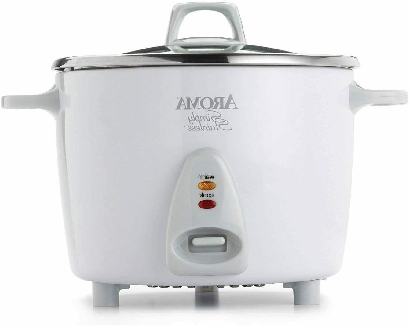 Aroma Select Rice Pot, 6-Cup