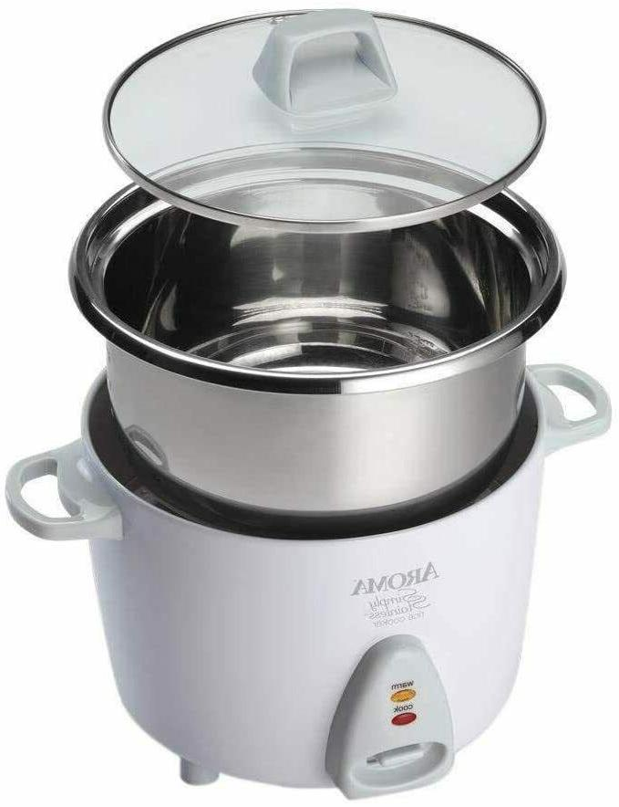 select rice cooker stainless steel inner pot