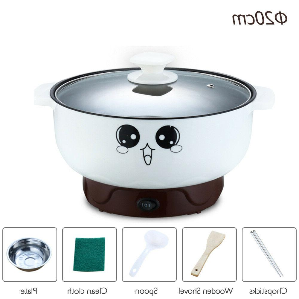 Student Steel Cooker Hot Rice Cooker Soup