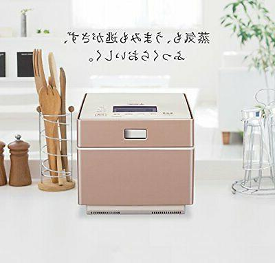 Tendaroze Electric rice cookers steam-less Bin