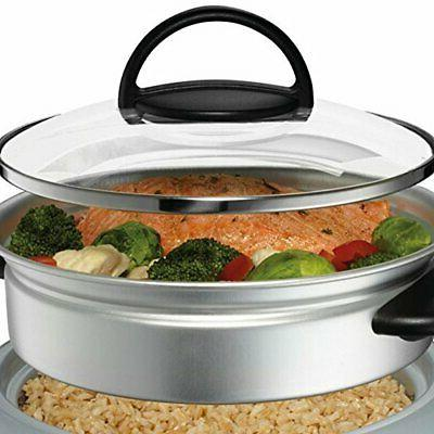 Oster Infused 6-Cup & Cooker with Steam