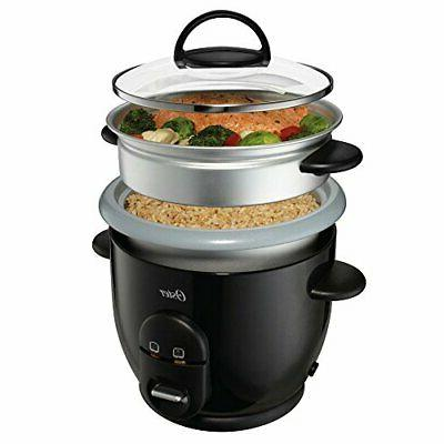 Oster 6-Cup Rice Cooker with Steam