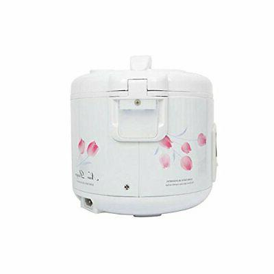 TRC-10 Rice Cooker and with Steam Basket,