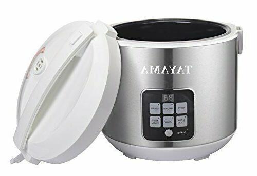 Tayama 10 Digital Food Steamer, White