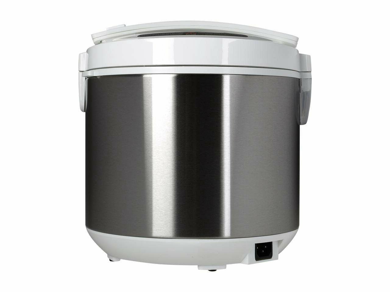 Tayama TRC-55HC 10 Cup Digital Rice Cooker Food White