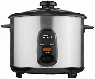 ts 10 steel rice cooker