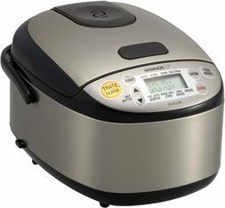 Zojirushi Micom NS-LGC05 Rice Cooker & Warmer, 3-Cups  Stain