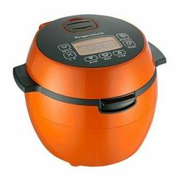CUCHEN Mini Electric Rice Cooker and Warmer 3 Cups Express S