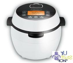 CUCHEN Mini Electric Rice Cooker and Warmer Korea Rice Cooke