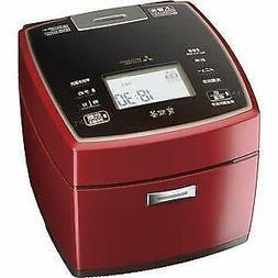 Mitsubishi Ih Jar Rice Cooker  Shine Red  From Japan Free Sh