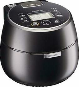 Mitsubishi NJ-AW108-B IH Rice Cooker 5.5 Go KAMADO Black Fas