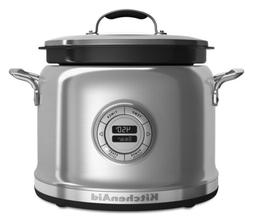 KitchenAid Multi-Cooker with Stir Tower Accessory+Recipe Boo