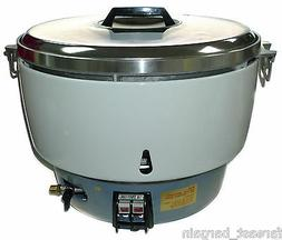 NEW Huei NATURAL Gas Commercial Rice Cooker  100 BOWLS
