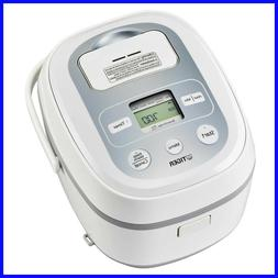 Tiger 5.5-Cup Micom Rice Cooker & Warmer