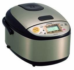 Zojirushi NS-LHC05XT Micom Rice Cooker & Warmer, Stainless D